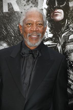 Morgan Freeman: Marijuana Should Be Legalized