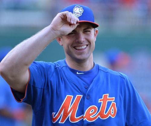 New York Mets David Wrights