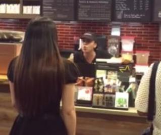 New York Starbucks Worker