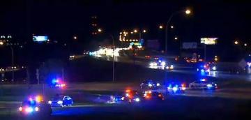 Minnesota Officer Dragged Along Freeway