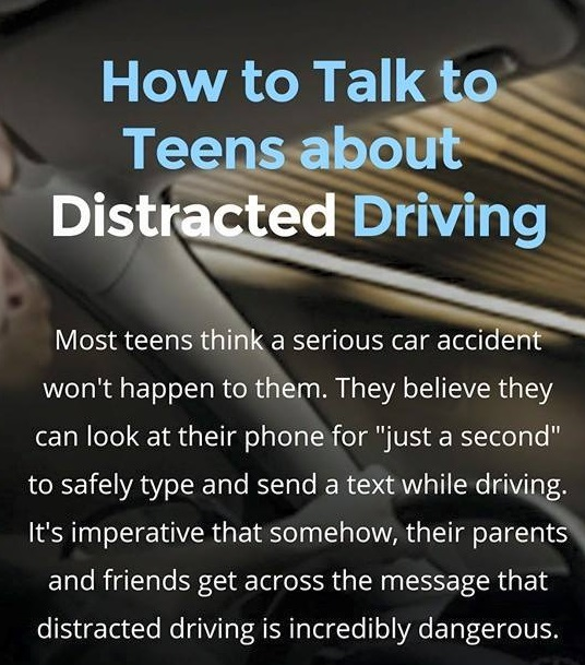 Photo Courtesy : Nikki's Foundation, People Against Distracted Driving Facebook
