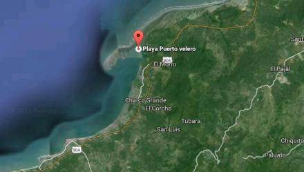 Playa Puerto Velero Plane Crash Full of Cocaine