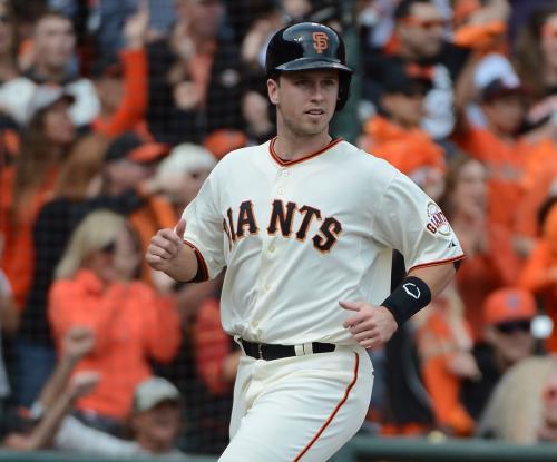 Posey, San Francisco Giants