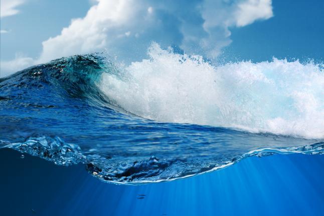 Link Between Ocean Microbes and Atmosphere