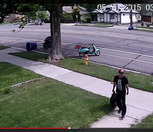 SLC Package Thief Caught On Home Security Camera