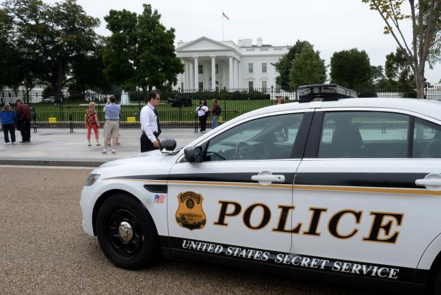 Drone Flies Near White House
