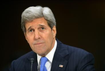 John Kerry Breaks Leg