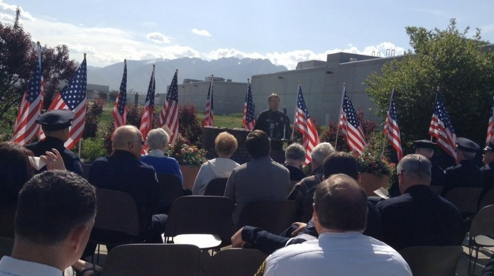 Sheriff Honors Fallen Members