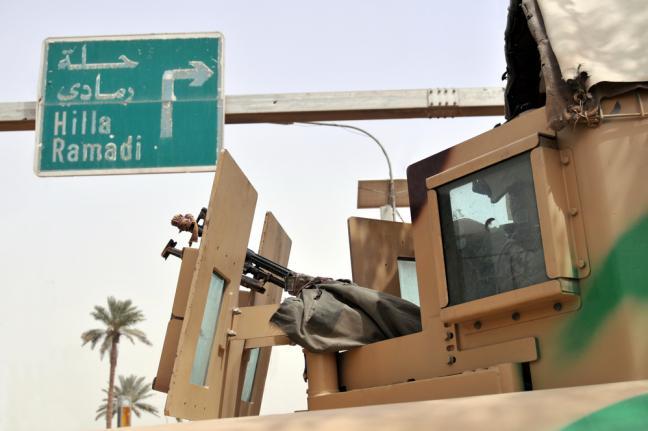 Shia Militias Islamic State