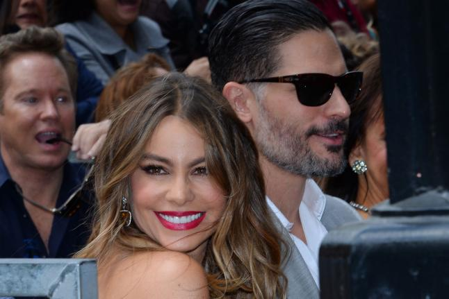 Sofia Vergara and Joe Manganiello Celebrate Engagement