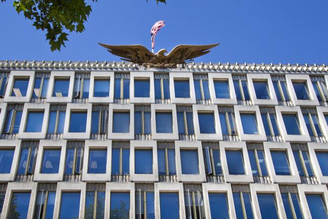 State Department Employee Accused of 'Sextortion'