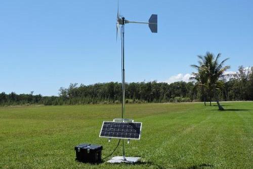 Mobile Hybrid Power System