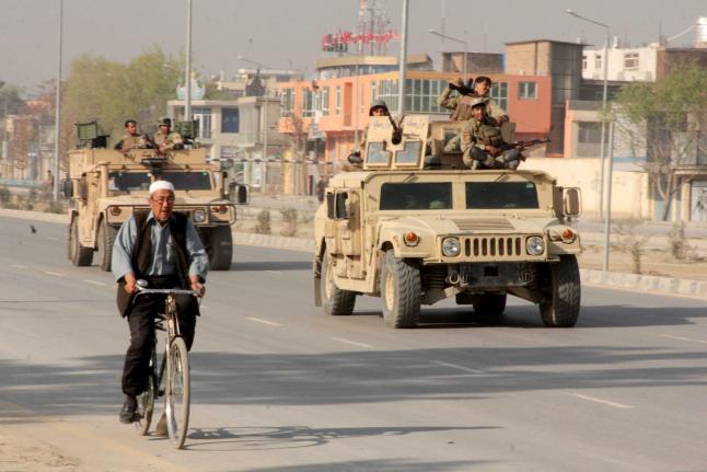Taliban Suicide Bomb Attack