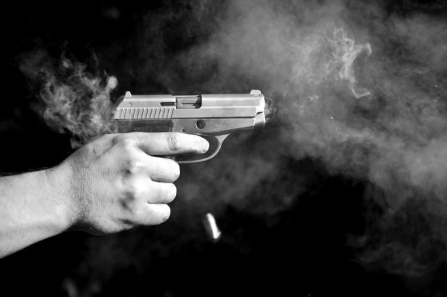 Gun Fired