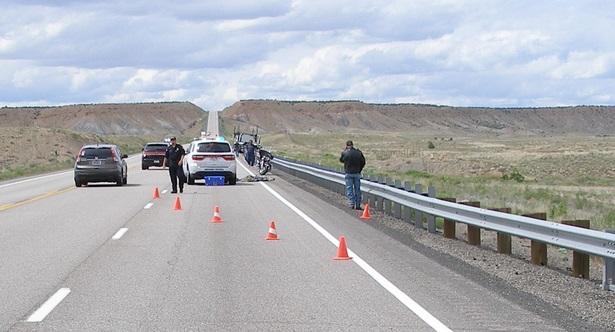 Photo Courtesy Utah Highway Patrol