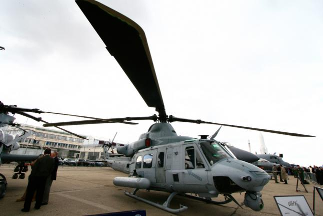 Helicopter Missing in Nepal