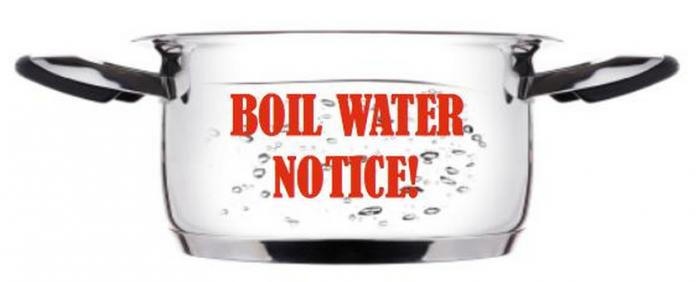 Oakley City Has Boil Water Order