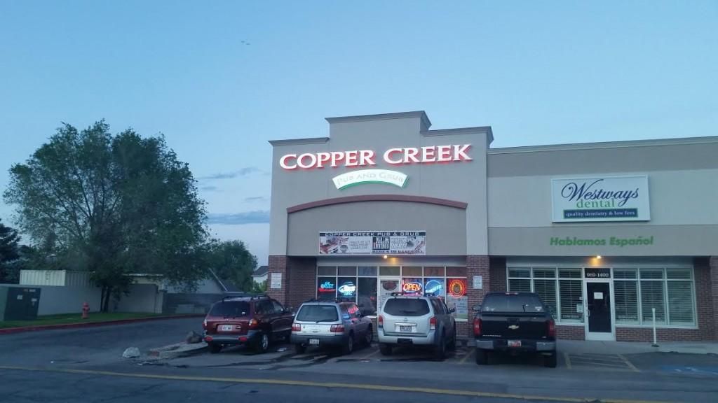Copper Creek (Gephardt Daily)