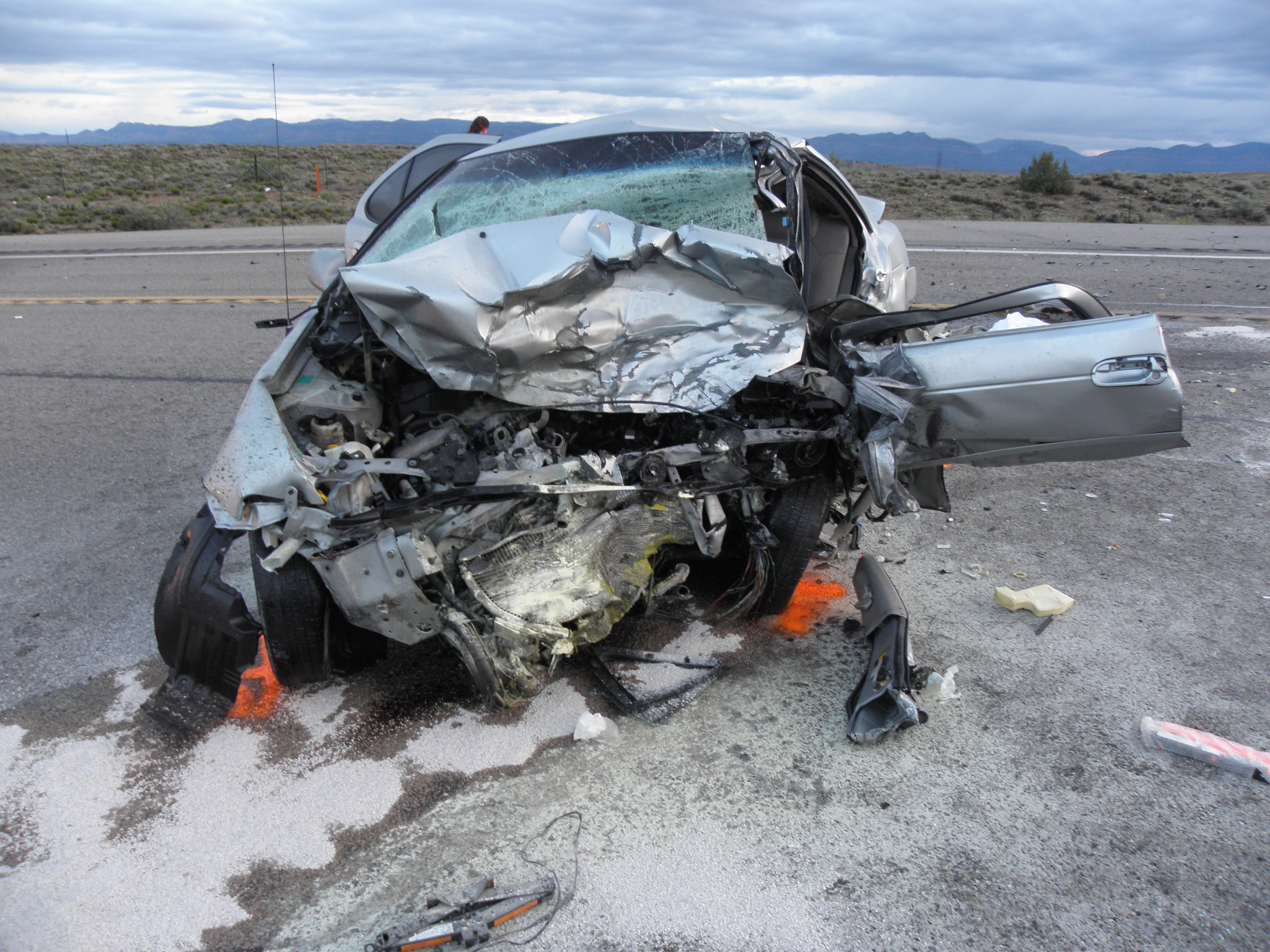 Fatal Accident On Sr 6 Claims The Lives Of Two Utah Men