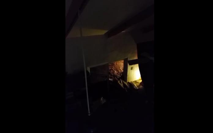 VIDEO: Flash Flood