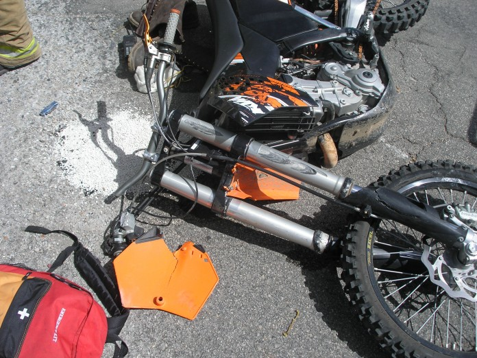 Summit County Motorcycle Accident