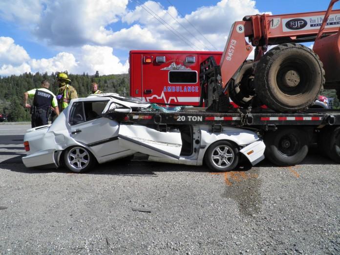 I-80 Fatal Summit County Crash
