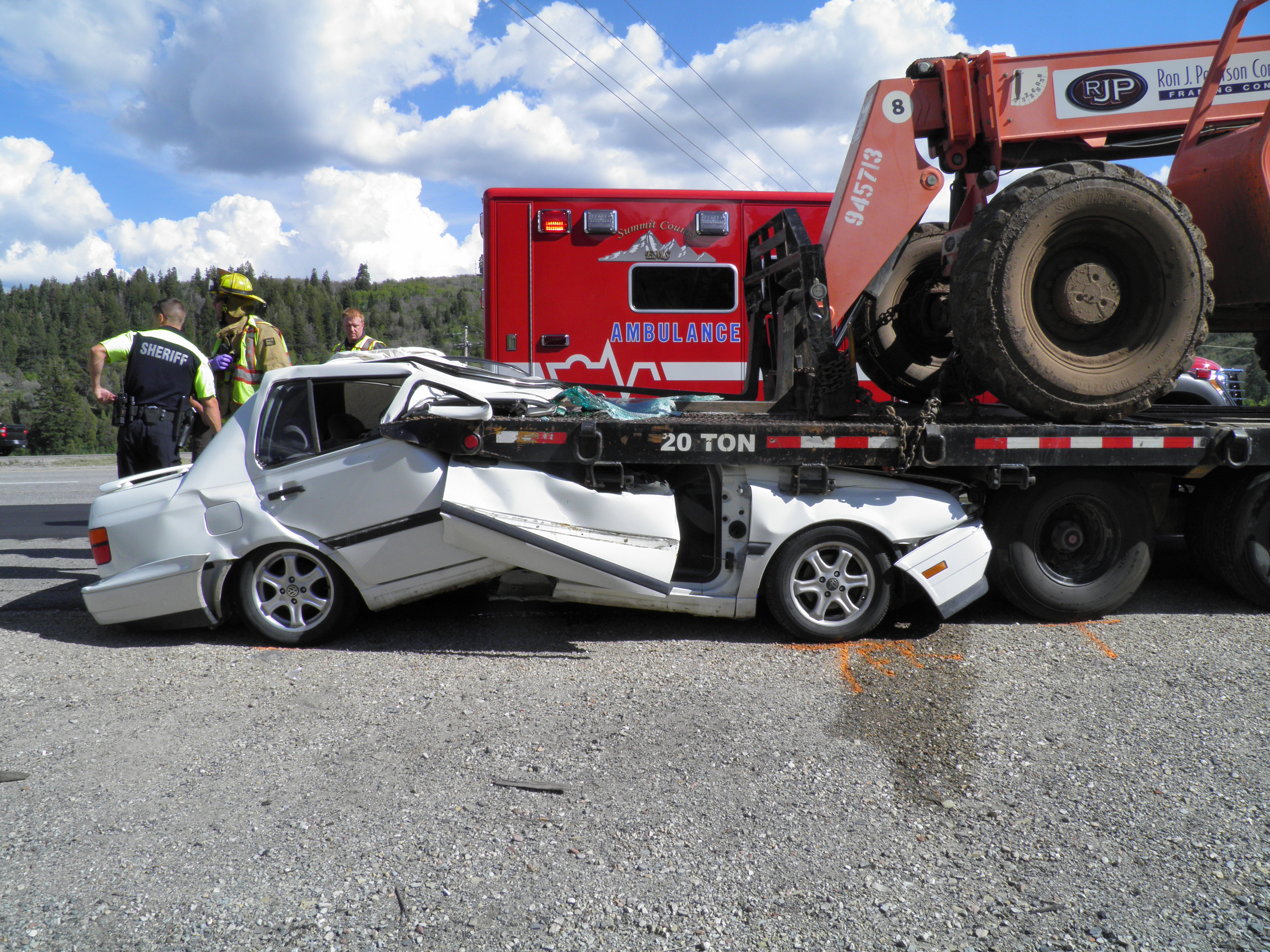 UPDATE: Two Killed In Summit County Crash Identified