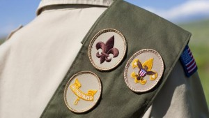The LDS Church reacts to news of impending policy changes allowing  gay Scout leaders.