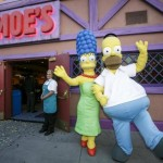 'Simpsons'-themed Springfield Section Opens at Universal Studios Hollywood