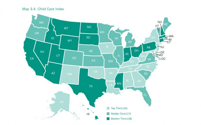 Report Finds Utah is the Second Worst State to Raise Children