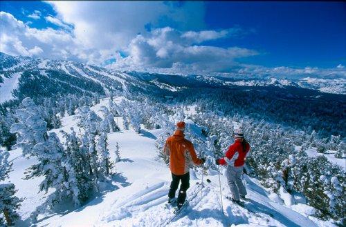 Utah Skier Days Drop