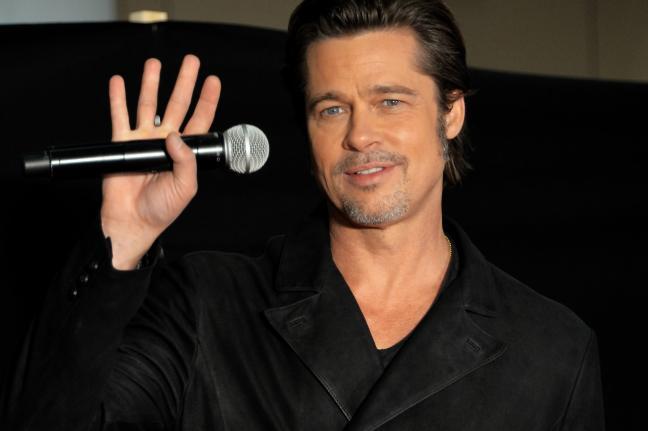 Brad Pitt to Star in Netflix Original