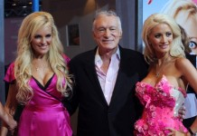 Bridget Marquardt Supports Holly Madison Tell-all Book