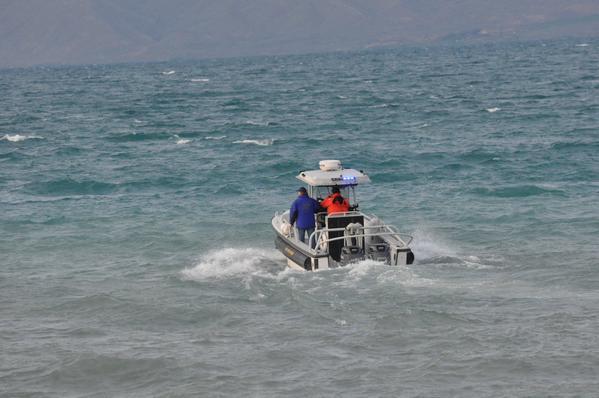 Boat On Bear Lake