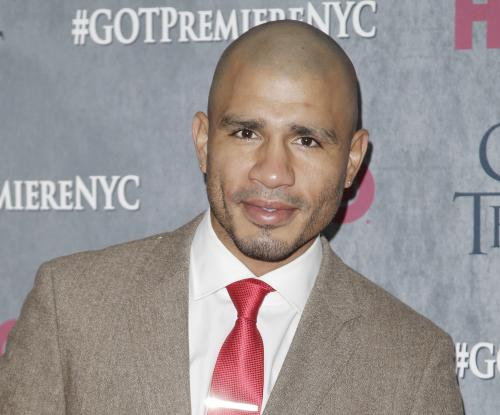WBC Middlewight Champion Miguel Cotto