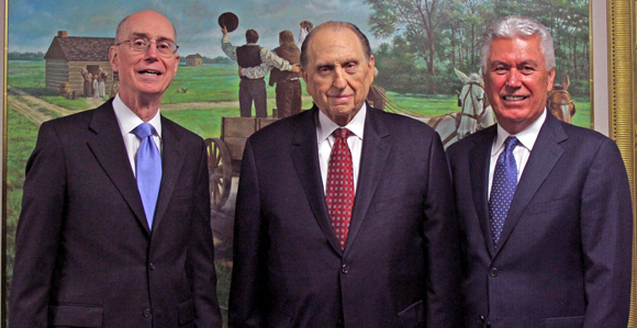 LDS Church Leaders Issue New Directive On Gay Marriage