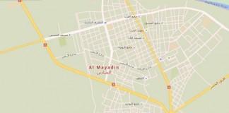 Al-Mayadeen and Deir al-Zor