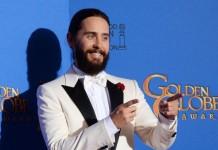 Jared Leto  Golden Globe Award