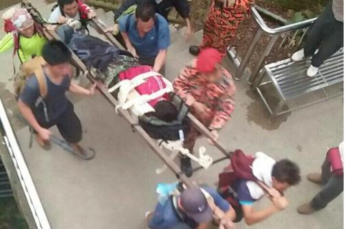Malaysia Earthquake