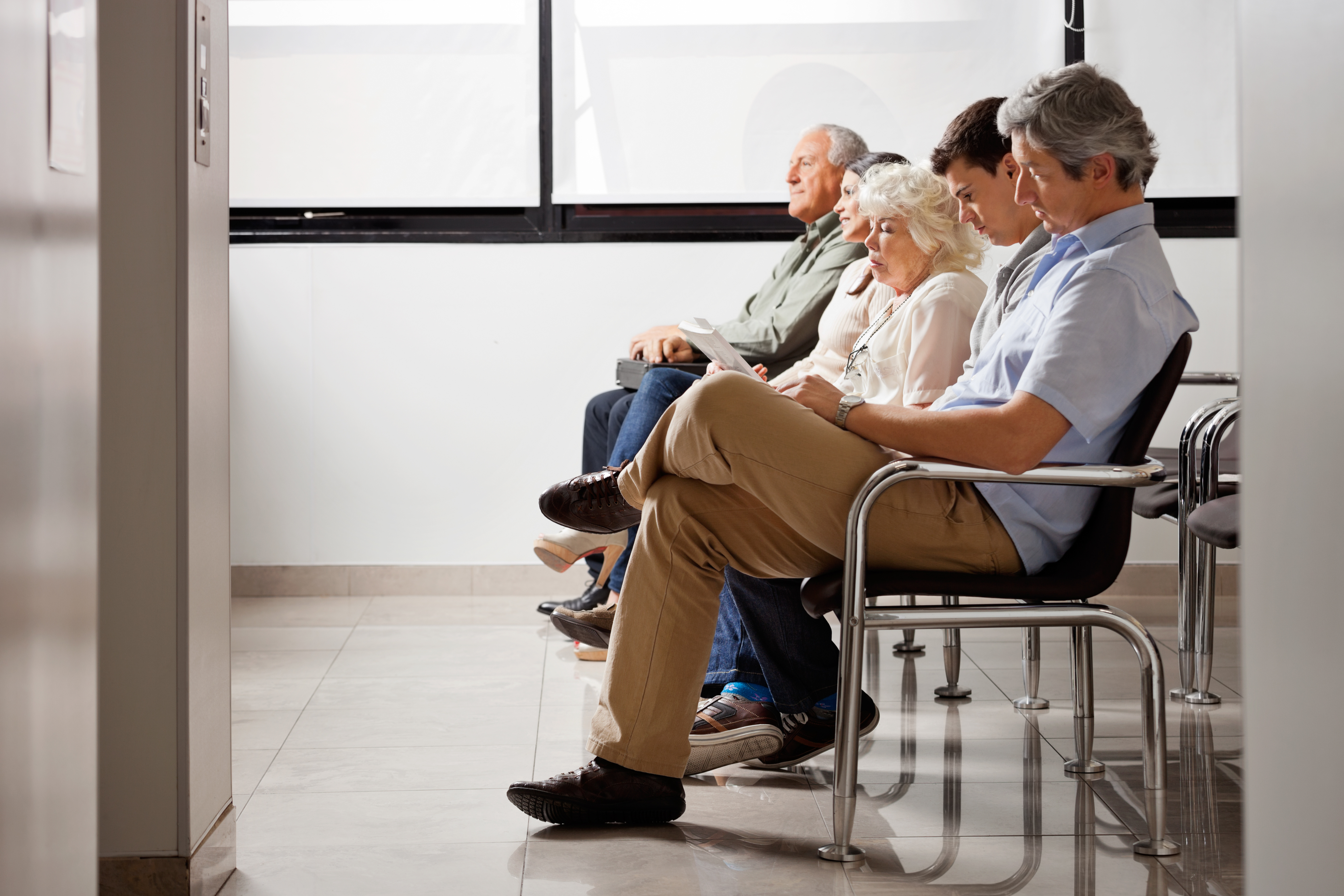 many americans wait too long for needed health care