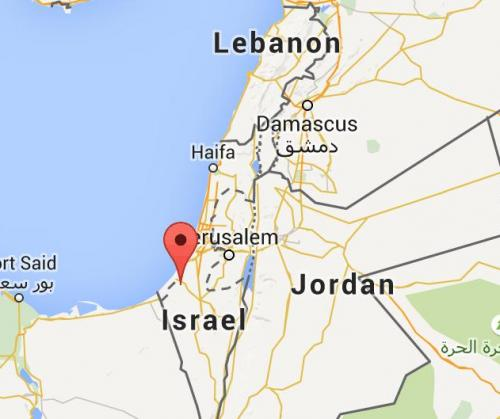 No-injuries-reported-after-rockets-fired-from-Gaza-into-Israel