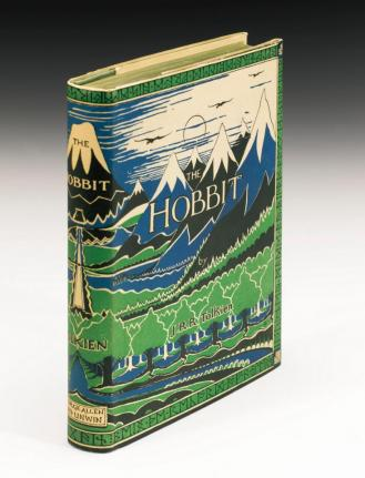 First-Edition Copy of 'The Hobbit' Auctions