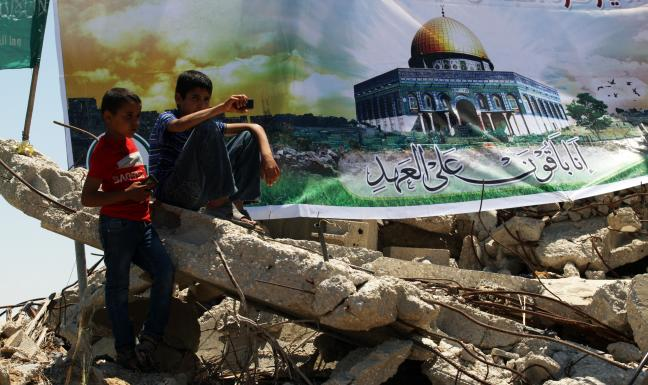 Peace in Palestine Could be Worth