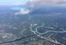 Wildfire in Alaska Forces Evacuations
