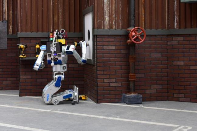 Korean Team Wins DARPA Robotics Challenge