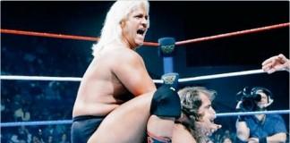 "Wrestler ""Nature Boy"" Buddy Landel"