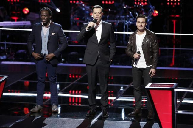 Anthony Riley The Voice Contestant
