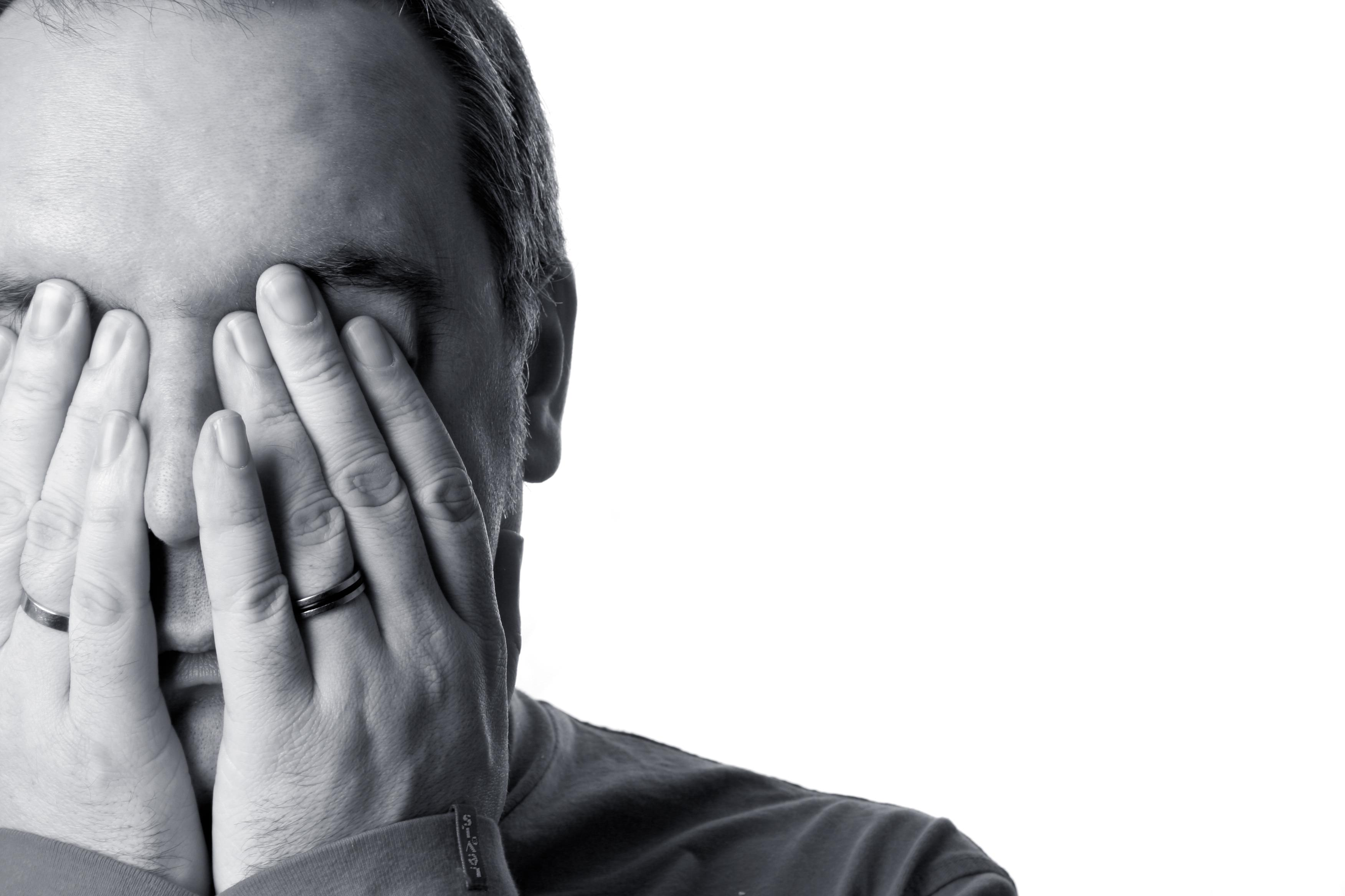 Many U.S. Men With Depression, Anxiety Dont Get Treated, CDC Finds