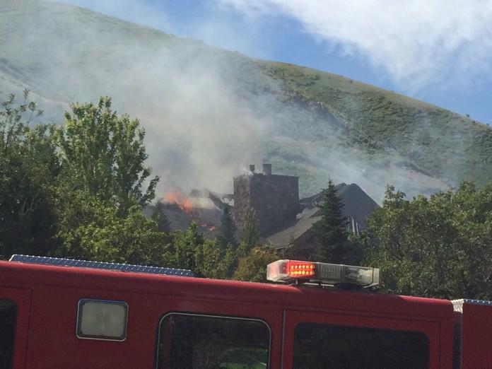 2 Million Dollar Home Fire