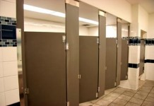 Eagle Mountain Restroom Re-opens